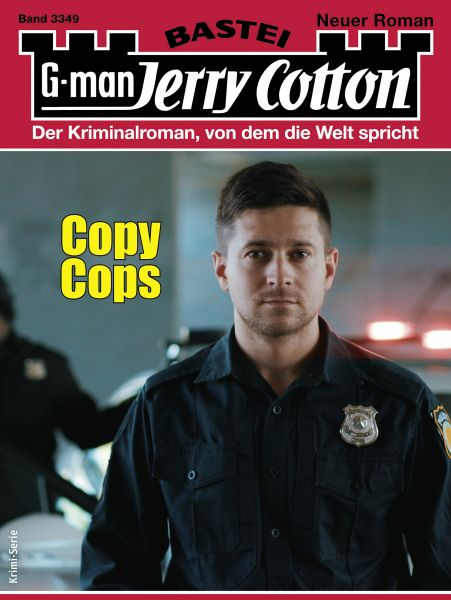 Jerry Cotton 3349