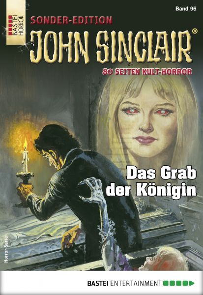 John Sinclair Sonder-Edition 96 - Horror-Serie