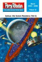 Perry Rhodan-Paket 42: Die Solare Residenz (Teil 2)