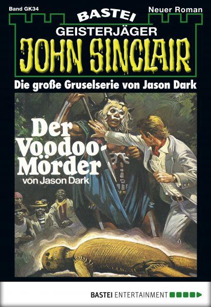 John Sinclair Gespensterkrimi - Folge 34