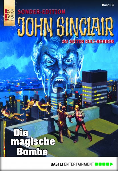 John Sinclair Sonder-Edition - Folge 035