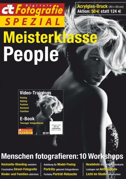 c't Fotografie Spezial: Meisterklasse Edition 3
