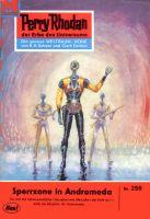Perry Rhodan 255: Sperrzone Andromeda (Heftroman)
