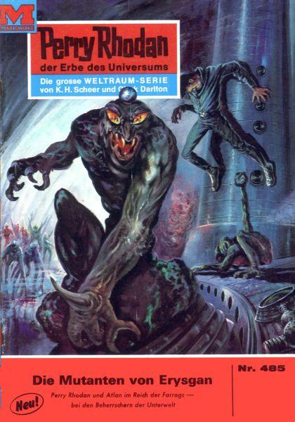 Perry Rhodan 485: Die Mutanten von Erysgan