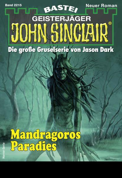 John Sinclair 2215 - Horror-Serie
