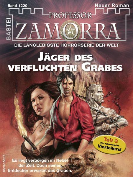 Professor Zamorra 1220 - Horror-Serie