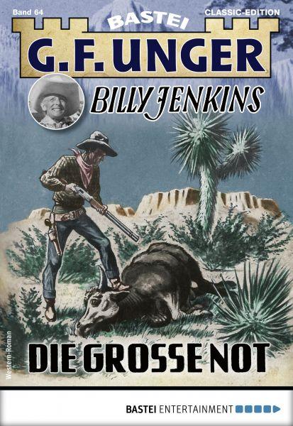 G. F. Unger Billy Jenkins 64 - Western