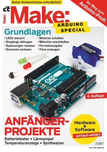 Make: Arduino special