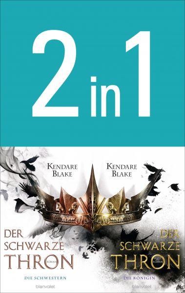 Der Schwarze Thron: Die Schwestern / Die Königin (2in1-Bundle)