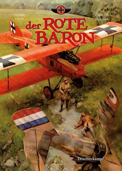 Der Rote Baron, Band 3 - Drachenkampf