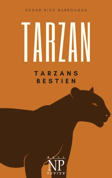 Tarzan – Band 3 – Tarzans Tiere