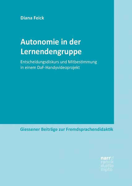 Autonomie in der Lernendengruppe