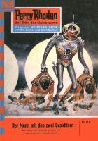 Perry Rhodan 112: Der Mann mit den zwei Gesichtern (Heftroman)