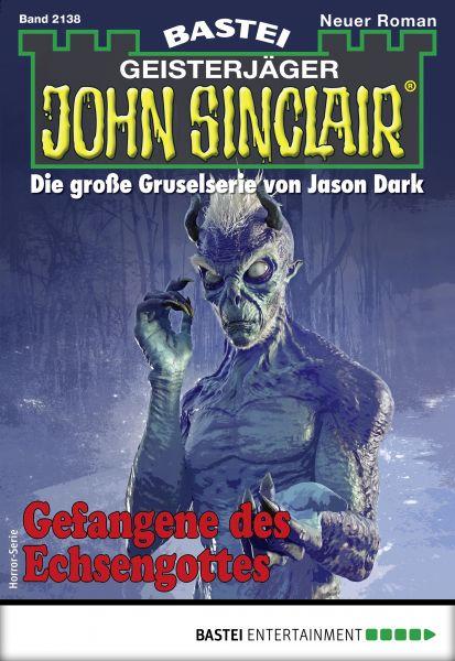 John Sinclair 2138 - Horror-Serie