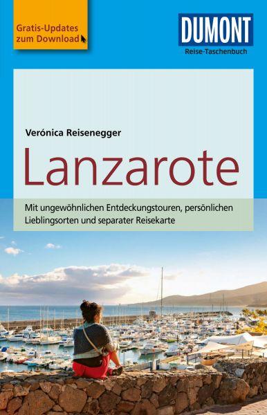 DuMont Reise-Taschenbuch Reiseführer Lanzarote