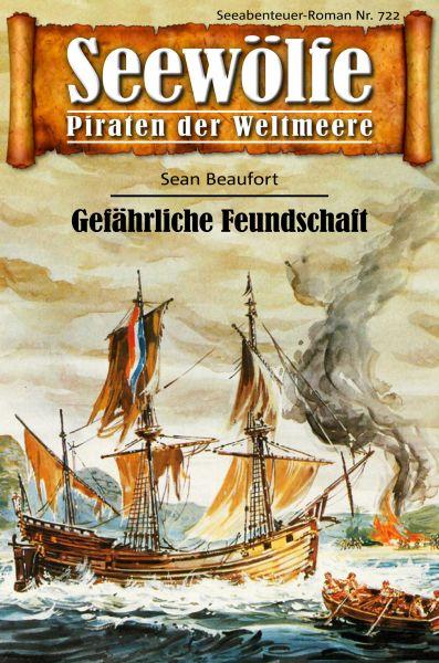 Seewölfe - Piraten der Weltmeere 722