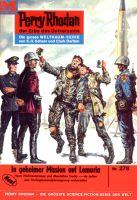 Perry Rhodan 278: In geheimer Mission auf Lemuria (Heftroman)