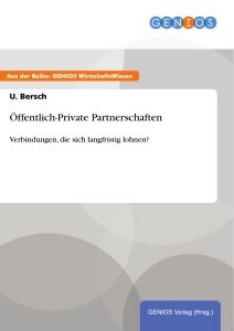 Öffentlich-Private Partnerschaften