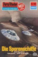 Perry Rhodan 965: Die Sporenschiffe (Heftroman)