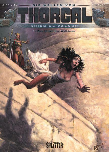 Die Welten von Thorgal - Kriss de Valnor. Band 2