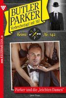Butler Parker 142 - Kriminalroman