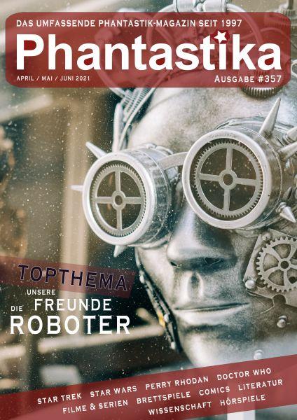 Phantastika Magazin #357: April/Mai/Juni 2021