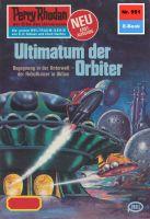 Perry Rhodan 951: Ultimatum der Orbiter (Heftroman)