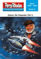 Perry Rhodan-Paket 37: Die Tolkander (Teil 1)