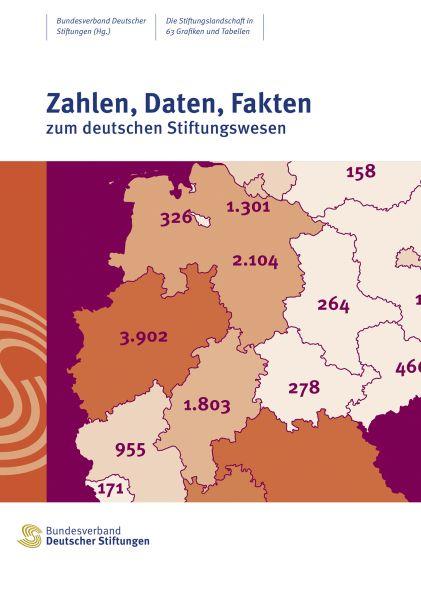 Zahlen, Daten, Fakten zum deutschen Stiftungswesen