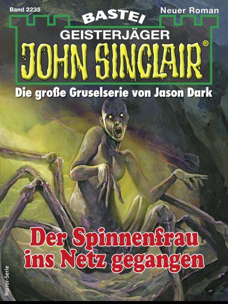 John Sinclair 2235 - Horror-Serie