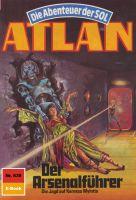 Atlan 639: Der Arsenalführer (Heftroman)