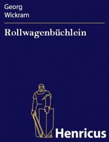 Rollwagenbüchlein