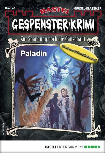 Gespenster-Krimi 40 - Horror-Serie