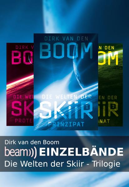 Die Welten der Skiir - Dirk van den Boom