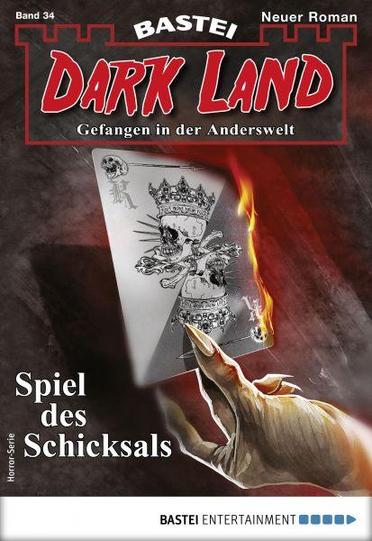 Dark Land 34 - Horror-Serie