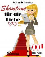 Showtime für die Liebe (XXL-Leseprobe)