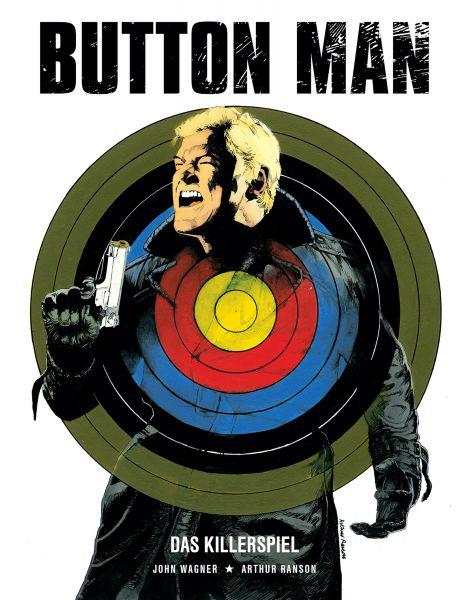 Button Man (Band 1) - Das Killerspiel