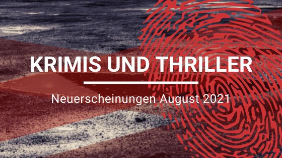 Neuerscheinungen-Krimi-August