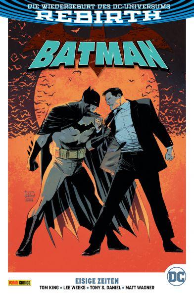 Batman, Band 8 - Eisige Zeiten