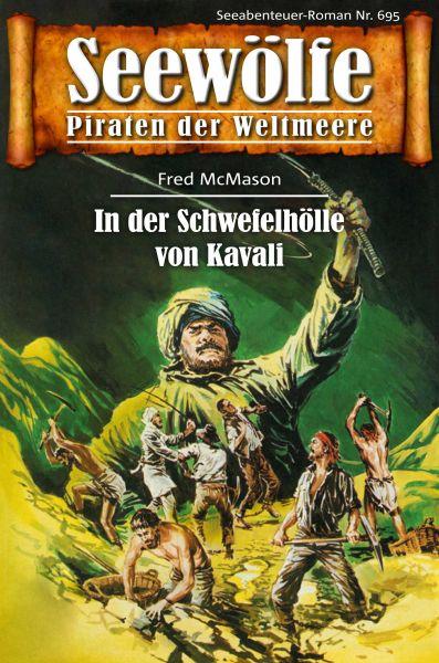 Seewölfe - Piraten der Weltmeere 695