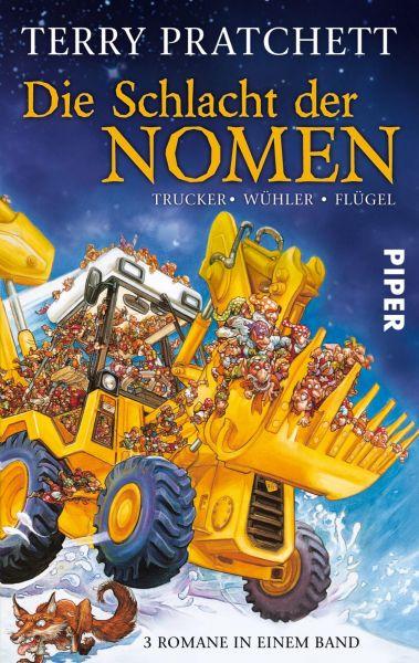 Die Schlacht der Nomen