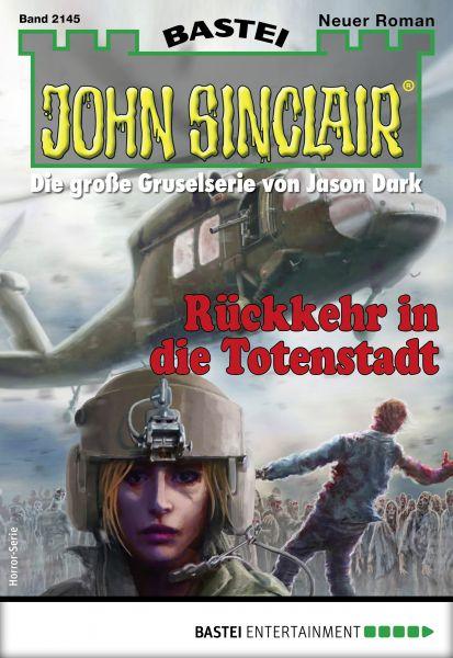 John Sinclair 2145 - Horror-Serie