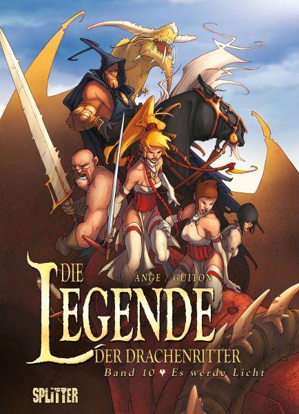 Die Legende der Drachenritter. Band 10