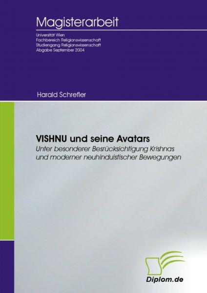 VISHNU und seine Avatars