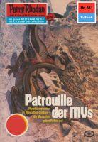 Perry Rhodan 831: Patrouille der MVs (Heftroman)