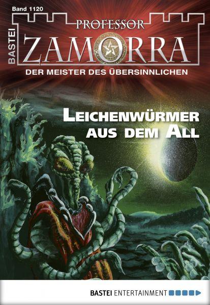 Professor Zamorra - Folge 1120