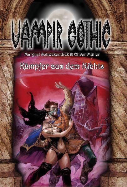 Vampir Gothic 26 - Kämpfer aus dem Nichts