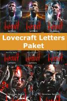 Das Lovecraft Letters Komplett-Paket