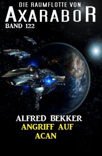 Die Raumflotte von Axarabor-Paket 7 Beam Einzelausgaben