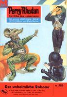 Perry Rhodan 259: Der unheimliche Roboter (Heftroman)